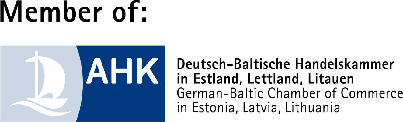 German-Baltic Chamber of Commerce logo