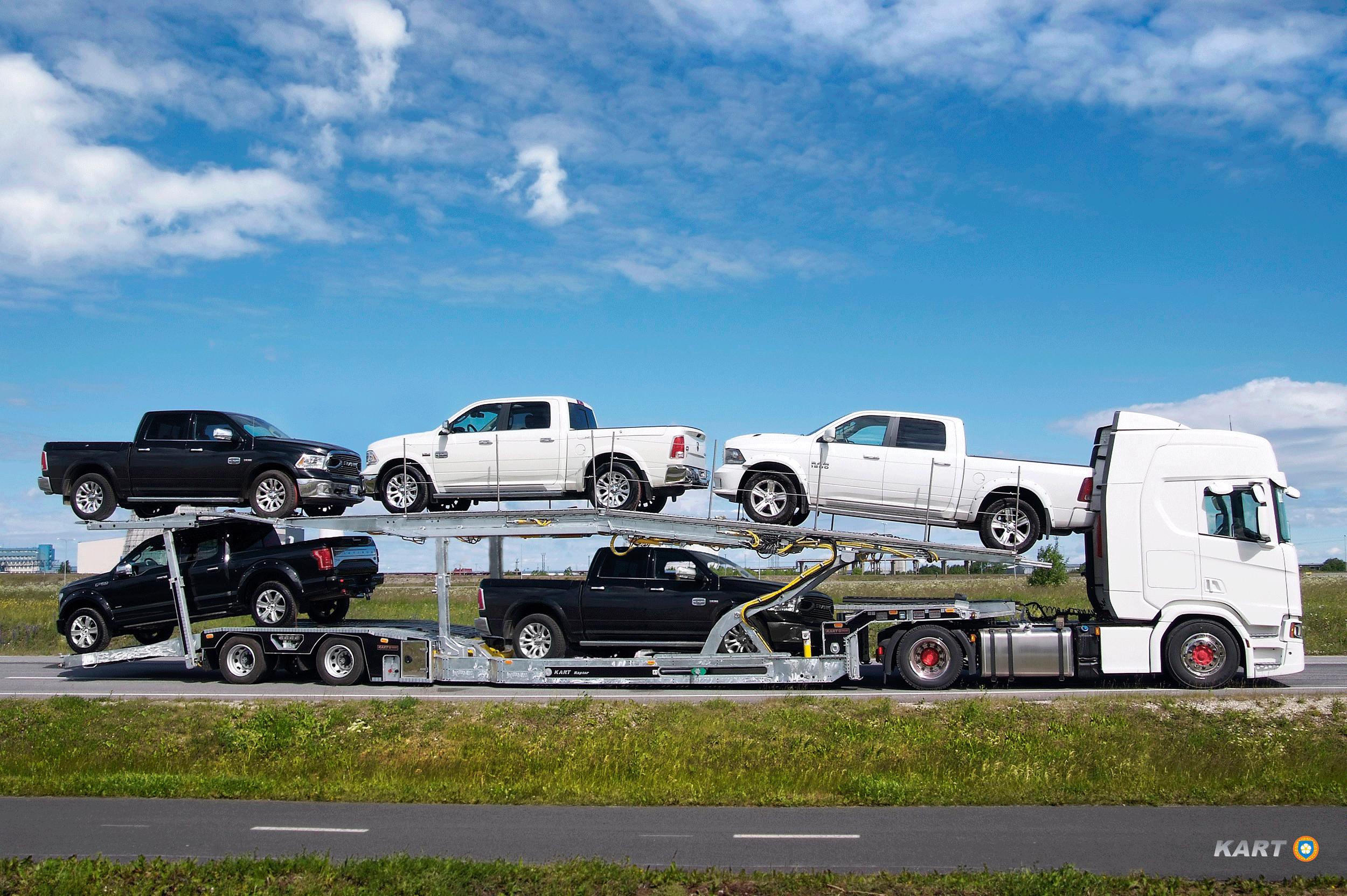 KART Raptor | Trucks