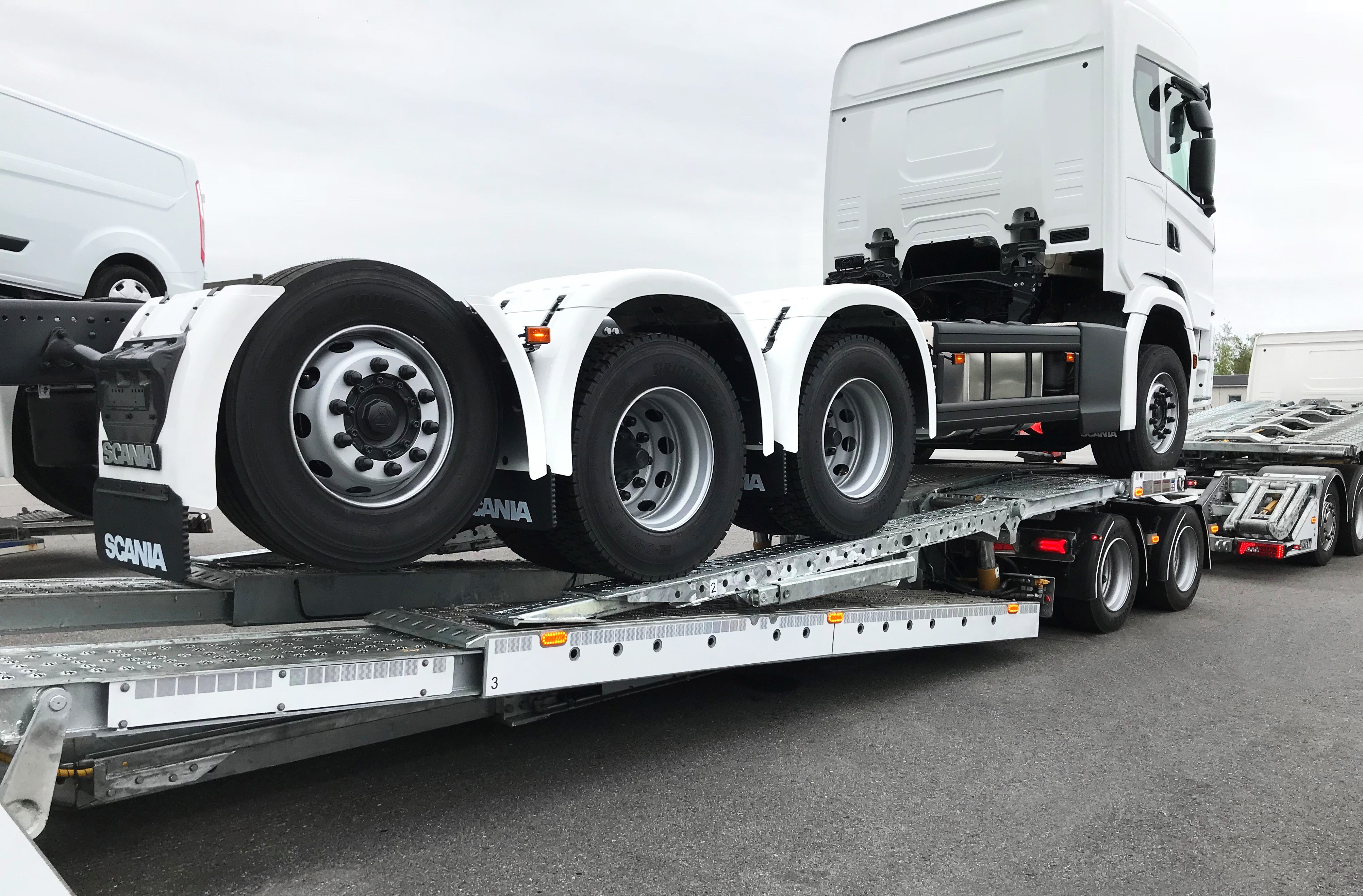 KART Evacuator | Trucks